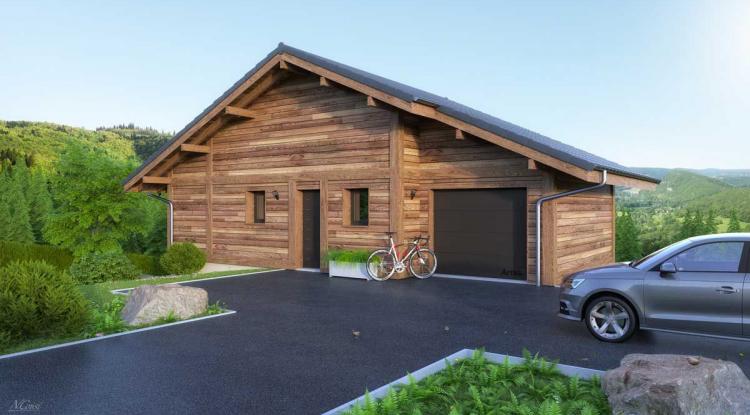Maison bois Artis | Chalet Bisanne