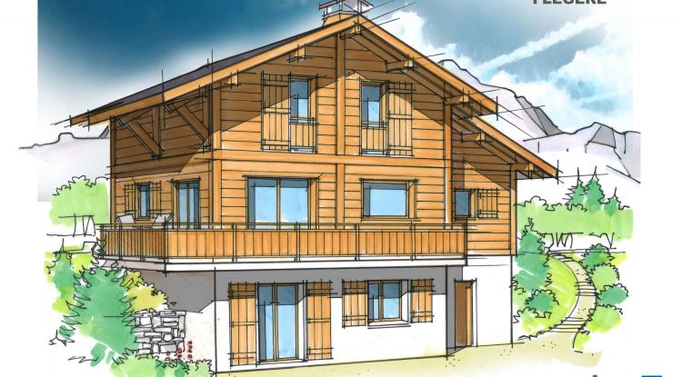 Maison bois Artis | Chalet Flégère