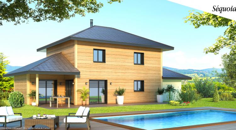Modèle Sequoia | maison bois Artis