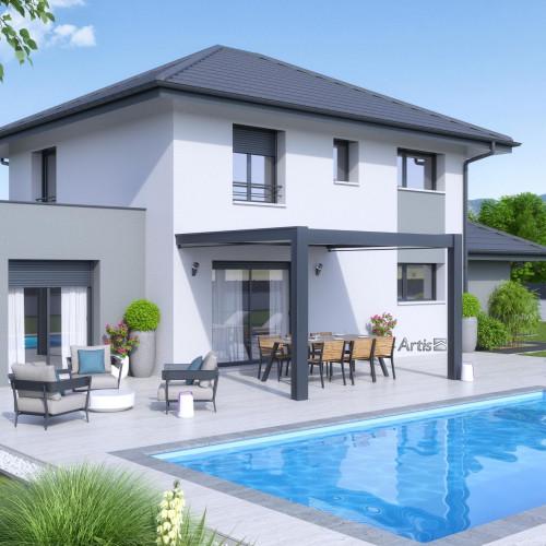Hermès 129 | toit plat