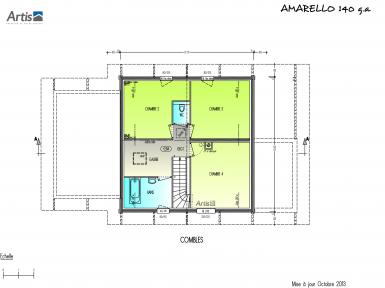 Plan modèle Amarello