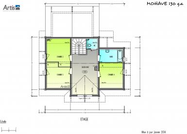 Plan modèle Mohave