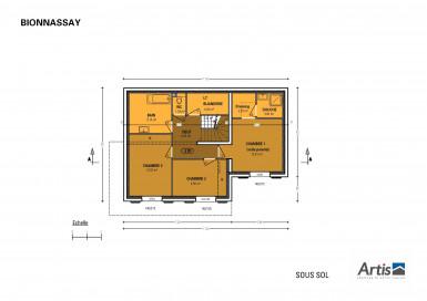 Plan modèle Bionnassay