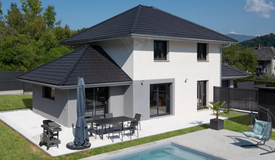 Benoit et Katarina : une première villa en Savoie