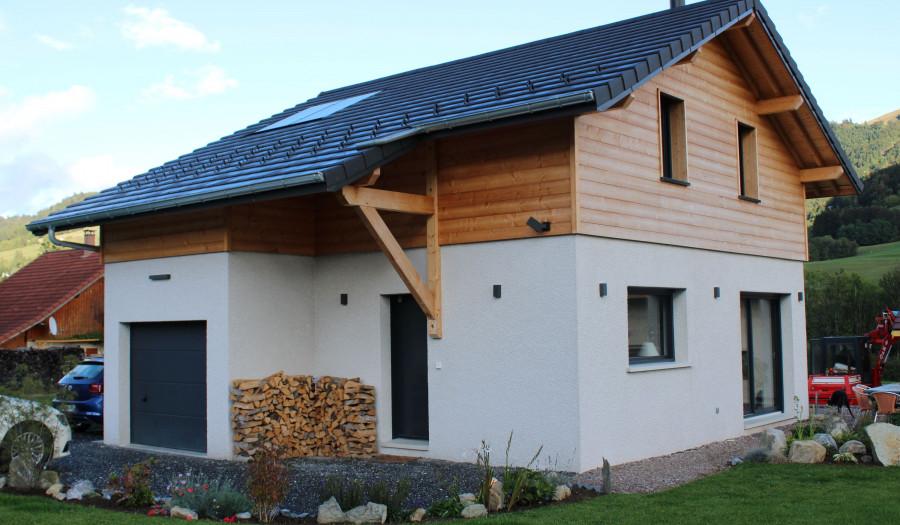La charmante maison bois de Yannick dans la Vallée Verte